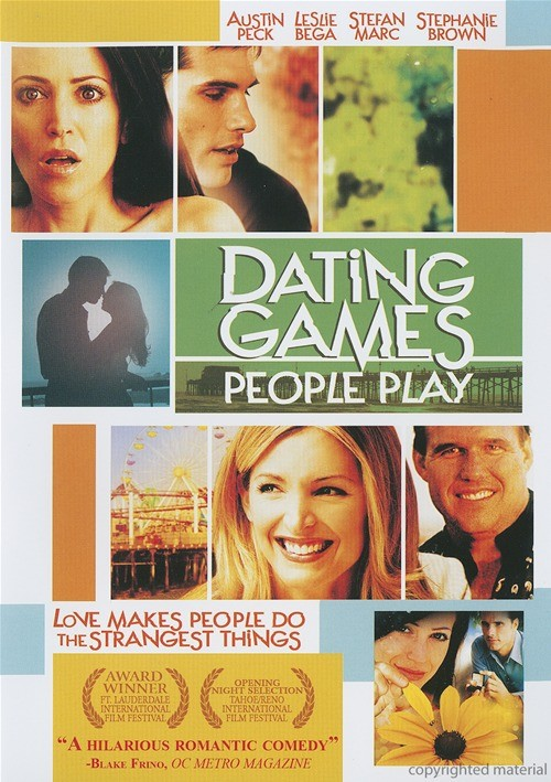 Dating Games People Play Movie