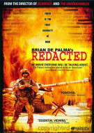Redacted Movie