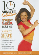 10 Minute Solution: Fat Blasting Latin Dance Mix Movie