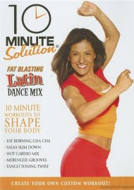 10 Minute Solution: Fat Blasting Latin Dance Mix Movie