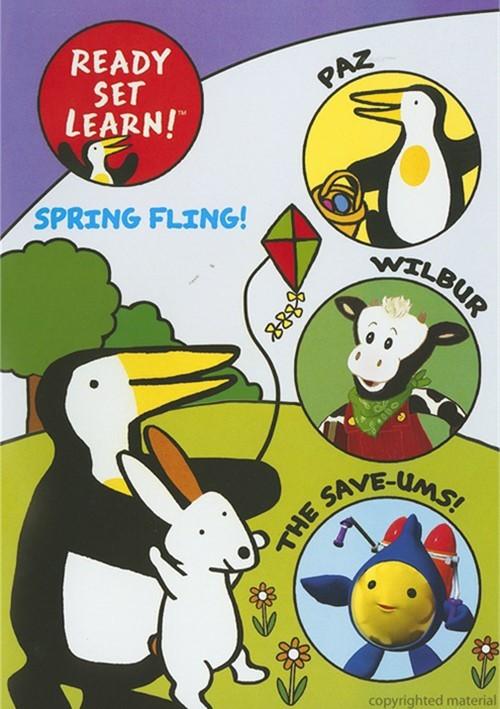 Ready Set Learn!: Spring Fling! Movie
