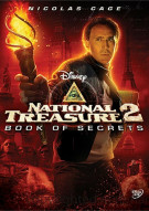 National Treasure 2: Book Of Secrets Movie