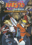Naruto: The Movie - Legend Of The Stone Of Gelel Movie