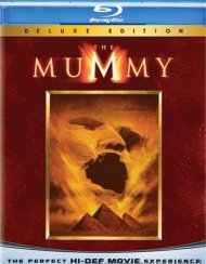 Mummy, The: Deluxe Edition Blu-ray