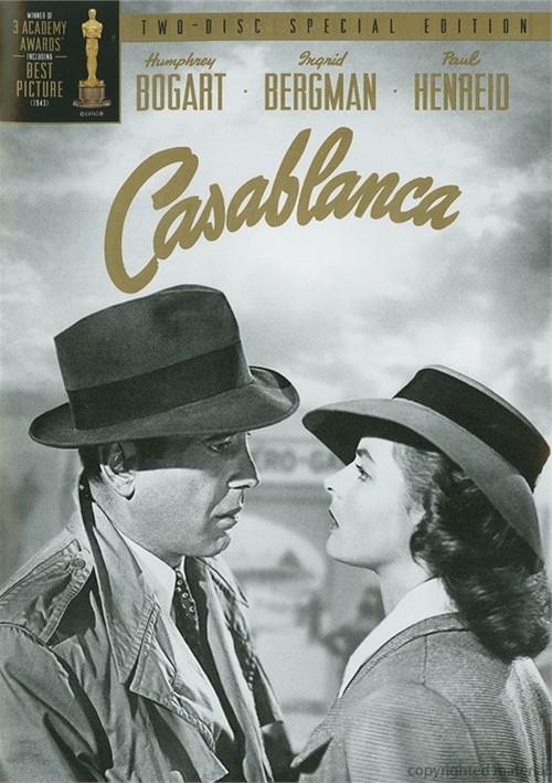 Casablanca: Two-Disc Special Edition Movie
