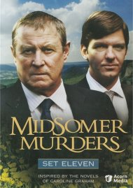 Midsomer Murders: Set 11 Movie