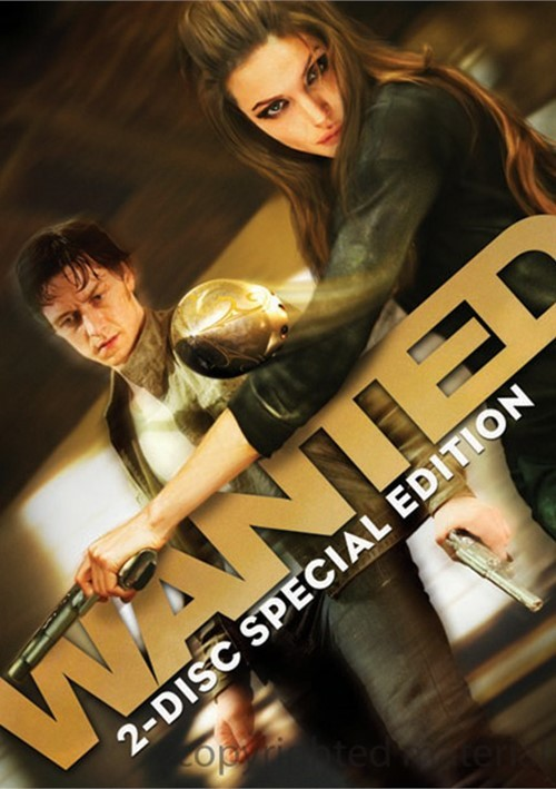 Wanted: 2 Disc Special Edition Movie