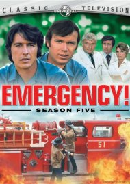 Emergency!: Season Five Movie