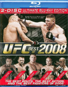 UFC: Best Of 2008 Blu-ray