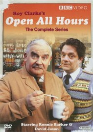 Open All Hours: The Complete Series Movie