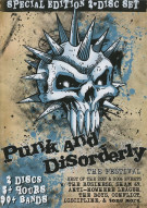 Punk And Disorderly: The Festival - Vol. 1 Movie