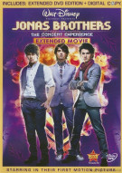 Jonas Brothers: The Concert Experience - Deluxe Extended Movie Movie