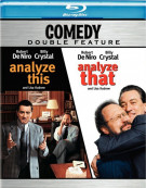 Analyze This / Analyze That (Double Feature) Blu-ray