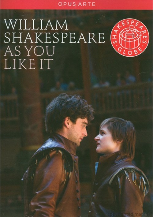 Shakespeare: As You Like It Movie