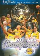 NBA Champions 2010: Los Angeles Lakers Movie