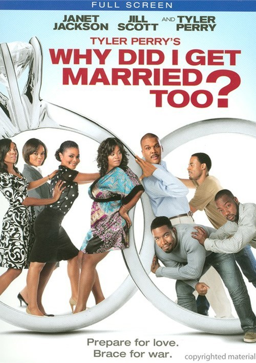 Why Did I Get Married Too? (Fullscreen) Movie