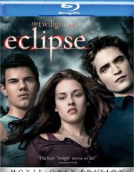 Twilight Saga, The: Eclipse Blu-ray