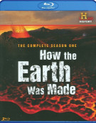 How The Earth Was Made: The Complete Season One Blu-ray