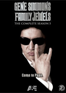 Gene Simmons Family Jewels: The Complete Season 5 Movie