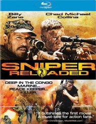 Sniper: Reloaded Blu-ray