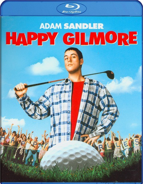 Happy Gilmore Blu-ray