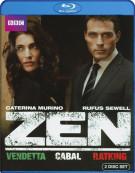 Zen: Vendetta / Cabal / Ratking Blu-ray