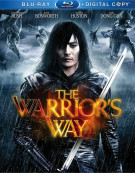 Warriors Way, The Blu-ray