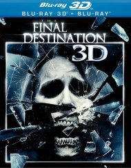 Final Destination 3D, The (Blu-ray 3D) Blu-ray