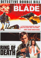 Blade / Ring Of Death (Double Feature) Movie