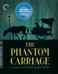 Phantom Carriage, The: The Criterion Collection Blu-ray