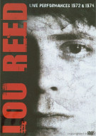Lou Reed: Live Performances 1972 Movie