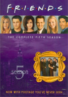 Friends: The Complete Fifth And Sixth Seasons  Movie