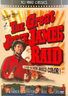 Great Jesse James Raid, The Movie