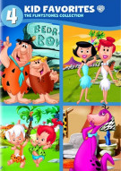 4 Kid Favorites: The Flintstones Collection Movie