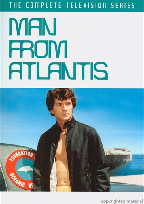 Man From Atlantis: The Complete Television Series Movie
