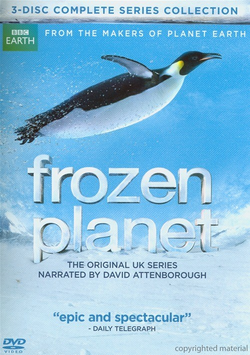Frozen Planet Movie