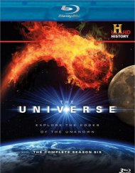 Universe, The: The Complete Season Six Blu-ray