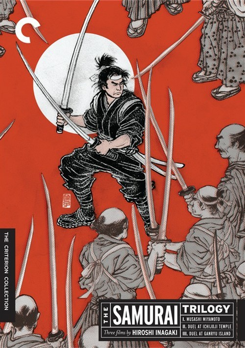 Samurai Trilogy, The: The Criterion Collection Movie