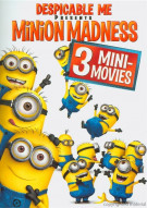 Despicable Me Presents: Minion Madness Movie
