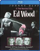 Ed Wood Blu-ray