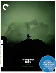 Rosemarys Baby: The Criterion Collection Blu-ray