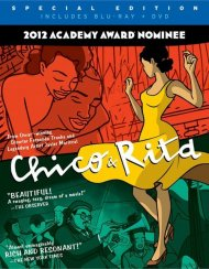 Chico & Rita: Special Edition (Blu-ray + DVD Combo) Blu-ray