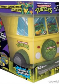 Teenage Mutant Ninja Turtles: The Complete Classic Series Collection Set Movie