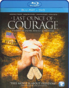 Last Ounce Of Courage (Blu-ray + DVD Combo) Blu-ray