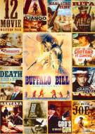 12 Movie Western Pack Movie