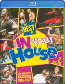 WWE: The Best Of WWE In Your House Blu-ray