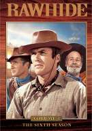 Rawhide: The Sixth Season - Volume One Movie