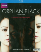 Orphan Black: Season One Blu-ray
