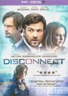 Disconnect (DVD + UltraViolet) Movie