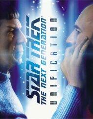Star Trek: The Next Generation - Unification Blu-ray